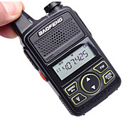 cheap -Walkie Talkie Multisport Camping / Hiking / Caving Traveling PC Programmable SOS Support FM Radio Plastic 1 pcs