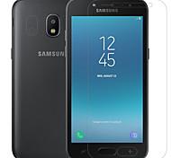 cheap -Screen Protector Samsung Galaxy for J2 PRO 2018 PET 2 pcs Front & Camera Lens Protector Anti-Glare Anti-Fingerprint Scratch Proof Matte