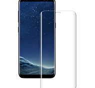 cheap -Screen Protector Samsung Galaxy for S9 Tempered Glass 1 pc Full Body Screen Protector 3D Curved edge Explosion Proof 9H Hardness High