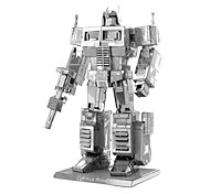 cheap -3D Puzzles Creative Focus Toy Hand-made Military Standing Style Toy Gift