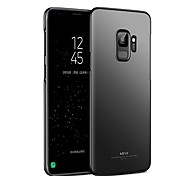 cheap -Case For Samsung Galaxy S9 S9 Plus Ultra-thin Back Cover Solid Color Hard PC for S9 Plus S9 S8 Plus S8 S7 edge S7 S6 edge plus S6 edge S6