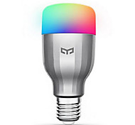 abordables -xiaomi yeelight 220v e27 smart led bulb16 millones de colores wifi habilitado trabajo con amazon alexa / google home