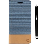 cheap -Case For LG K8 (2017) K10 (2017) Card Holder Wallet with Stand Flip Full Body Cases Solid Color Hard PU Leather for LG K10 LG K10 (2017)