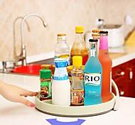 Недорогие -1 комплект Полки и держатели Пластик Творческая кухня Гаджет Аксессуар для хранения Кухонная организация