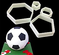 cheap -Football Cooking Utensils Plastics Creative Kitchen Gadget High Quality Baking Tool