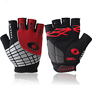 cheap -Sports Gloves Bike Gloves / Cycling Gloves Anti-Slip Wearable Breathable Anti-Shock Mitts Cotton Nylon Cycling / Bike