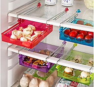 cheap -1set Rack & Holder Plastic Creative Kitchen Gadget Kitchen Organization