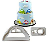 Недорогие -Инструменты для выпечки силикагель Инструмент выпечки Для приготовления пищи Посуда 1 комплект