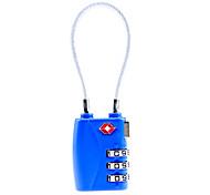 cheap -TSA719 Padlock Zinc Alloy Plastic for Key