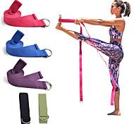 cheap -Yoga Straps Yoga Exercise & Fitness Gym Cotton Sports Outdoor Yoga
