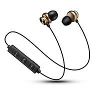 Недорогие -EARBUD Bluetooth 4.2 Наушники гибрид пластик Спорт и фитнес наушник С регулятором громкости / Стерео наушники