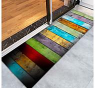 abordables -Las alfombras de área Ciudad / Modern Franela de Algodón, Rectángulo Calidad superior Alfombra / Látex antideslizante