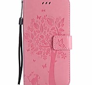 cheap -Case For Huawei Mate 10 Mate 9 Wallet with Stand Flip Full Body Cases Flower Tree Hard PU Leather for Mate 10 lite Mate 10 Huawei Mate 7