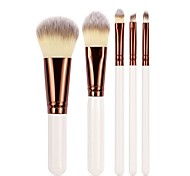 cheap -5 pcs Makeup Brushes Professional Makeup Brush Set / Blush Brush / Eyeshadow Brush Synthetic Hair Eco-friendly / Professional / Soft Wood