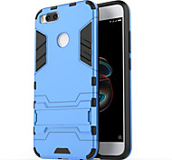 cheap -Case For Xiaomi Mi 5X Shockproof with Stand Back Cover Armor Hard PC for Xiaomi Mi 5X Xiaomi A1