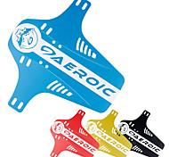 abordables -Defensas Bike Bicicleta de Pista Bicicleta de Montaña Plásticos - 2pcs Dorado Negro Rojo Azul