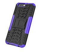 economico -Custodia Per Asus Zenfone 4 Selfie ZD553KL Zenfone Max Plus (M1) Resistente agli urti Con supporto Armatura Per retro Mattonella Armatura