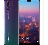 Недорогие -Защитная плёнка для экрана Huawei для Huawei P20 Pro PET Закаленное стекло 2 штs Протектор объектива спереди и камеры Антибликовое