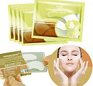abordables -5 pcs Masque Humide Gel / Masque Blanchiment / Hydratation / Anti Poches, Cernes & Rides Homme / Femme / Lady # Portable / Haute qualité