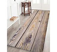 abordables -Felpudos / Las alfombras de área Casual / Campestre Franela de Algodón, Rectángulo Calidad superior Alfombra / Antideslizante