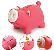 cheap -Piggy Bank / Money Bank Pig / Cartoon Cute 1pcs Children's / Teenager Gift