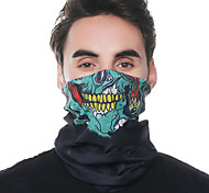 cheap -Pollution Protection Mask All Seasons Moisture Wicking Quick Dry Breathability Camping / Hiking Cycling / Bike Unisex Polyester Print