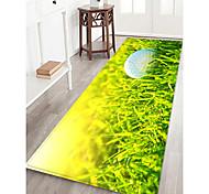 abordables -Paillasson / Carpettes Sports & Activités d'Extérieur / Décontracté Molleton, Rectangle Qualité supérieure Couverture / Anti-dérapant