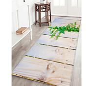 abordables -Paillasson / Carpettes Décontracté / Rustique Molleton, Rectangle Qualité supérieure Couverture / Anti-dérapant