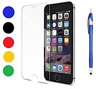 Недорогие -Защитная плёнка для экрана для Apple iPhone 8 / iPhone 7 Закаленное стекло 1 ед. Защитная пленка для экрана / Протектор объектива спереди