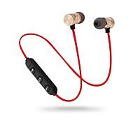 Недорогие -EARBUD Беспроводное Наушники наушник Металлический корпус Мобильный телефон наушник С микрофоном / С регулятором громкости наушники