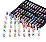 Недорогие -48 pcs Украшения для ногтей / Гель для ногтей / Наборы и наборы для ногтей Декоративные / Высокое качество Инструмент для ногтей / Дизайн