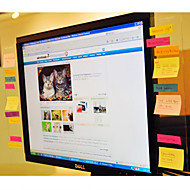 Cute Utility Message Board for Computer Screen Notes Sticky For Office