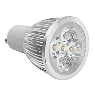 GU10 LED-kohdevalaisimet MR16 5 ledit Teho-LED 450lm Lämmin valkoinen AC 85-265