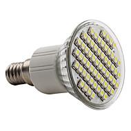 お買い得  LED スポットライト-6000lm E14 LEDスポットライト PAR38 60 LEDビーズ SMD 3528 ナチュラルホワイト 220-240V