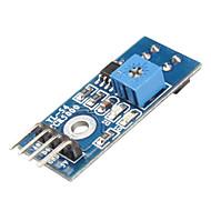 お買い得  Arduino 用アクセサリー-IRの赤外線センサー·スイッチ·モジュール(ブルー)