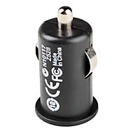 billige -Bil Oplader Telefon USB oplader Unversel 1 USB-port 2.1A DC 12V-24V Til mobiltelefon