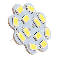 abordables US Almacén-1.5W 6000 lm G4 Luces de Techo 12 leds SMD 5630 Blanco Natural DC 12V