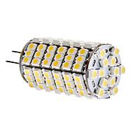 お買い得  LED コーン型電球-1個 2 W 3000 lm G4 LEDコーン型電球 T 120 LEDビーズ SMD 3528 温白色 12 V / #