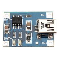 お買い得  Arduino 用アクセサリー-USBの3.7Vポリマー·充電モジュール(1A)