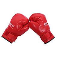 abordables Boxeo-Guantes de Boxeo Guantes de MMA Guantes de Boxeo para Entrenamiento Guantes para Saco de Boxeo para Taekwondo Boxeo Muay Thai Kick Boxing