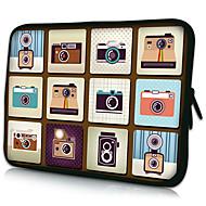 Чехол с принтом фотокамер для Samsung Galaxy Tab 2 P3100 и др. планшетов