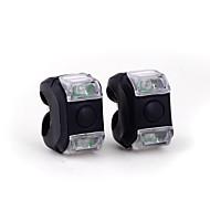 Pyöräilyvalot / Polkupyörän etuvalo LED Pyöräily paristot Lumenia Patteri Pyöräily / Monikäyttö-Valaistus