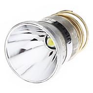 olcso Zseblámpák-LED izzók LED 5 világítás mód Kempingezés / Túrázás / Barlangászat Fekete