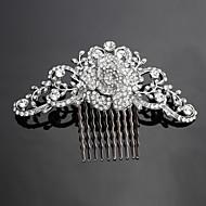 ženske legirane glave-vjenčanje posebna prigoda češlja češalj elegantan stil
