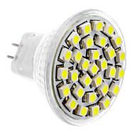 billiga -SENCART LED-spotlights 180 lm GU4(MR11) MR11 30 LED-pärlor SMD 3528 Naturlig vit 12 V