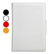For Case Cover Case Solid Color PU Leather for iPad Keyboards