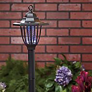 abordables Luces de Jardín-Zapper Stake Iluminación Ruta Jardín Solar Mosquito (cis-57188)