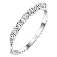 preiswerte -Damen Aleación Statement-Ring - Silber Ring Für Hochzeit