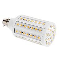 B22 LED Corn Lights T 86 leds SMD 5050 Warm White 3000