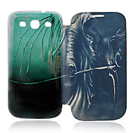 Wizard Leather Case for Samsung Galaxy S3 I9300 Galaxy S Series Cases / Covers